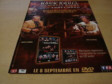 CLAPTON - WYMAN - KNOPFLER LIVE!!!!!FRENCH PRESS ADVERT