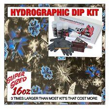 Hydrographic Dip Kit Medical Ems Emt Paramedic Hydro Dip Dipping 16oz