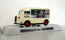 "1947 Citroen Type H Van Custom Graphics Diecast Jim Beam ""Ghost"" Delivery Van"