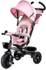 Kinderkraft Dreirad 6 in 1 AVEO, rosa