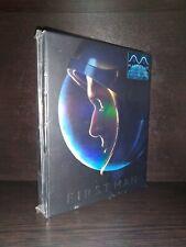 FIRST MAN Blu-ray Steelbook (FULL SLIP-B)(2D+4KUHD) MANTA LAB ME #21