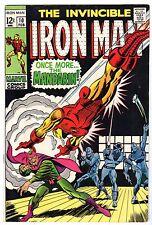 Iron Man #10, Very Fine - Near Mint Condition*