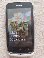 Nokia Lumia 610 - 8GB - White (Unlocked) Smartphone- perfect working order