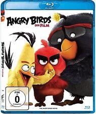 ANGRY BIRDS, Der Film (Blu-ray Disc) NEU+OVP