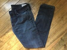 RARE Diesel Industry Thanaz mens jeans 31x30 31 30 Wash 0601K dark blue