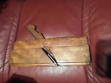 Vintage Antique  Complex Moulding Trim  Wood Plane CW
