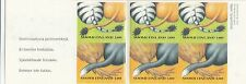 FINLAND BOOKLET : 1999 Friendship self-adhesive SG SB61 nh mint