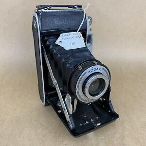 Kodak Pliant Modele B11 1950 Vintage Folding Camera - AS IS