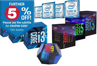 Intel Core i5 i7 9400F 9500 9600KF 9700KF CPU Processor