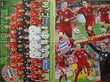 FC Bayern München _ 2 POSTER _ Collection/Raccolta _ bundesliega