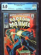 Marvel Superheroes 13 CGC 5.0
