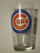 Chicago Cubs 16 oz. Pint Glass