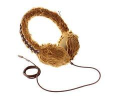 Star Wars wookie Chewbacca auriculares sobre oreja