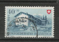 Schweiz Michel-Nr. 528 gestempelt