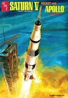AMT Saturn V Rocket 1:200 scale model kit new 1174