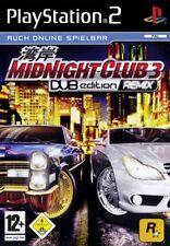 Playstation 2 MIDNIGHT CLUB 3 Dub Edition Remix GuterZust.