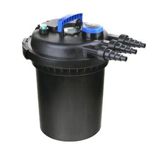 SUNSUN GRECH CPF-250 11W PRESSURE BIO FILTER 2641GPH FOR POND KOI WATER