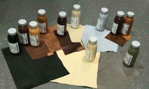 Aston Martin Leather Dye Colourant Repair Colour Pigment Paint Restore