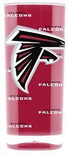 Atlanta Falcons Square Insulated Acrylic Tumbler - 16oz [NEW] NFL Cup Mug