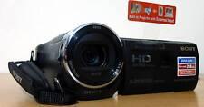 Sony Videocámara Full HD de HDR-PJ240E con construido en el proyector-Negro