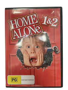 Home Alone 1 & 2 DVD