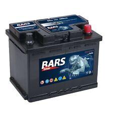 BARS Starterbatterie 12V 55 Ah 480A ersetzt 52Ah 54Ah 58Ah 60Ah 62Ah 63Ah 65Ah