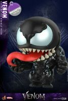 Hot Toys COSB625-627 Figures COSBABY Marvel Venom Bobble-Head Doll Gifts