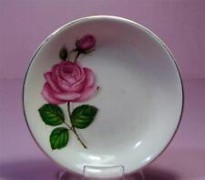 Pink Rose Trinket DISH - Swinnertons Staffordshire Porcelain    SirH70