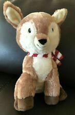 "Kohl's Cares THE LOST GIFT Deer Reindeer Stuffed Animal Plush 10"" 2018"