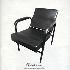 AutoReclining Salon Spa Shampoo Chair Easy Glide Rollers Barber Chair TLC-216A