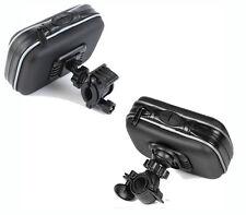 "Waterproof Bike Bicycle GPS Case & Mount Holder For 4.3"" 5"" GARMIN Nuvi TomTom"