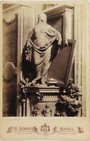 Napoli Soprammobile Eglise Italia Foto Sommer PL17c2n44 Armadio Vintage Albumina