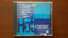 Hot Summer Vol.2 CD Italy 2000 Level 42 Style Council Soft Cell Status Quo