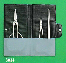 MASAKUNI BONSAI TOOLS SET PRO MODEL Shirosome 8000 Series for 3 pcs 8034 Japan