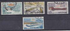 Italia Repubblica 1956 7 giochi olimpici invernali a Cortina 793-96 usato
