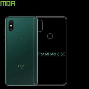 Xiaomi Mi Mix 3 5G Case Cover Soft TPU Back Housing Clear Transparent Shockproof