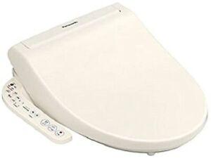 Panasonic Hot Water Washing Toilet Seat Beauty Towale CH931SPF Pastel Ivory NEW