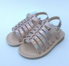 sandals for girl size 7-RAMPAGE- NEW