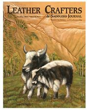 Leather Crafters and Saddlers Journal/Magazine - Nov / Dec 2016