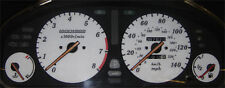 Lockwood Rover 600 140MPH without Key Icon RED (ST) Dial Kit 44S2