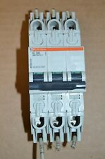Merlin Gerin C3A Multi9 C60 Circuit Breaker 3 Amp 3 Pole