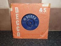 BILLY FURY IF I LOOSE YOU/ONCE UPON A DREAM 1962 DECCA F11485 VG+