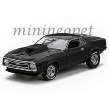 SUN STAR 3618 1971 FORD MUSTANG PRO STOCK DRAG CAR 1/18 DIECAST MODEL CAR BLACK