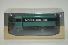 Rare ! Mercedes LP608 Mobel - Boehme 1972 Atlas 1/43