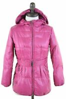 ADD Girls Padded Jacket 15-16 Years XXS Pink Nylon  JT19
