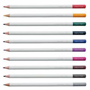 Tombow Pencil colored pencil color dictionary new color 10-color set CI-REX10CAZ