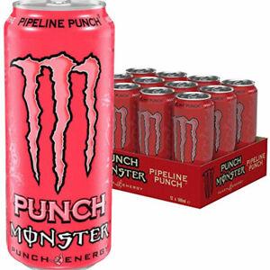 Monster Energy Monster Pipeline Punch 12 x 500ml