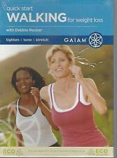 Quick Start Walking for Weightloss (DVD, 2007)
