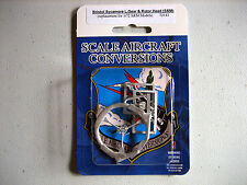 Bristol Sycamore L. Gear & Rotor Head for 1/72nd Scale S&M Model SAC 72143