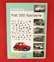 Fiat 500 fuoriserie Book New